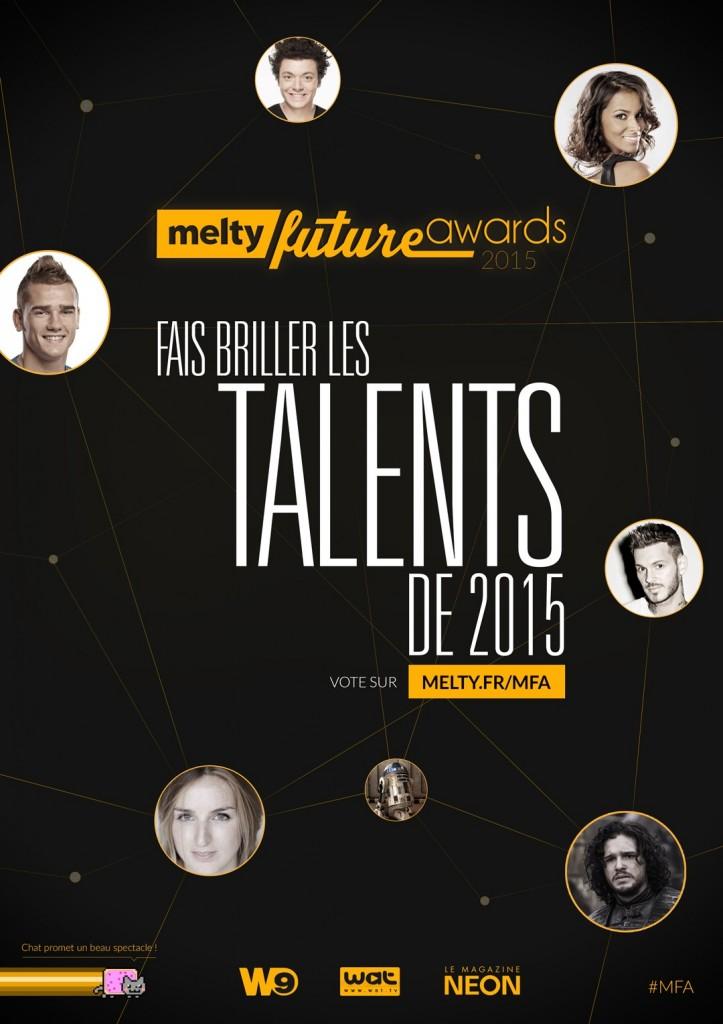 Melty Future Awards