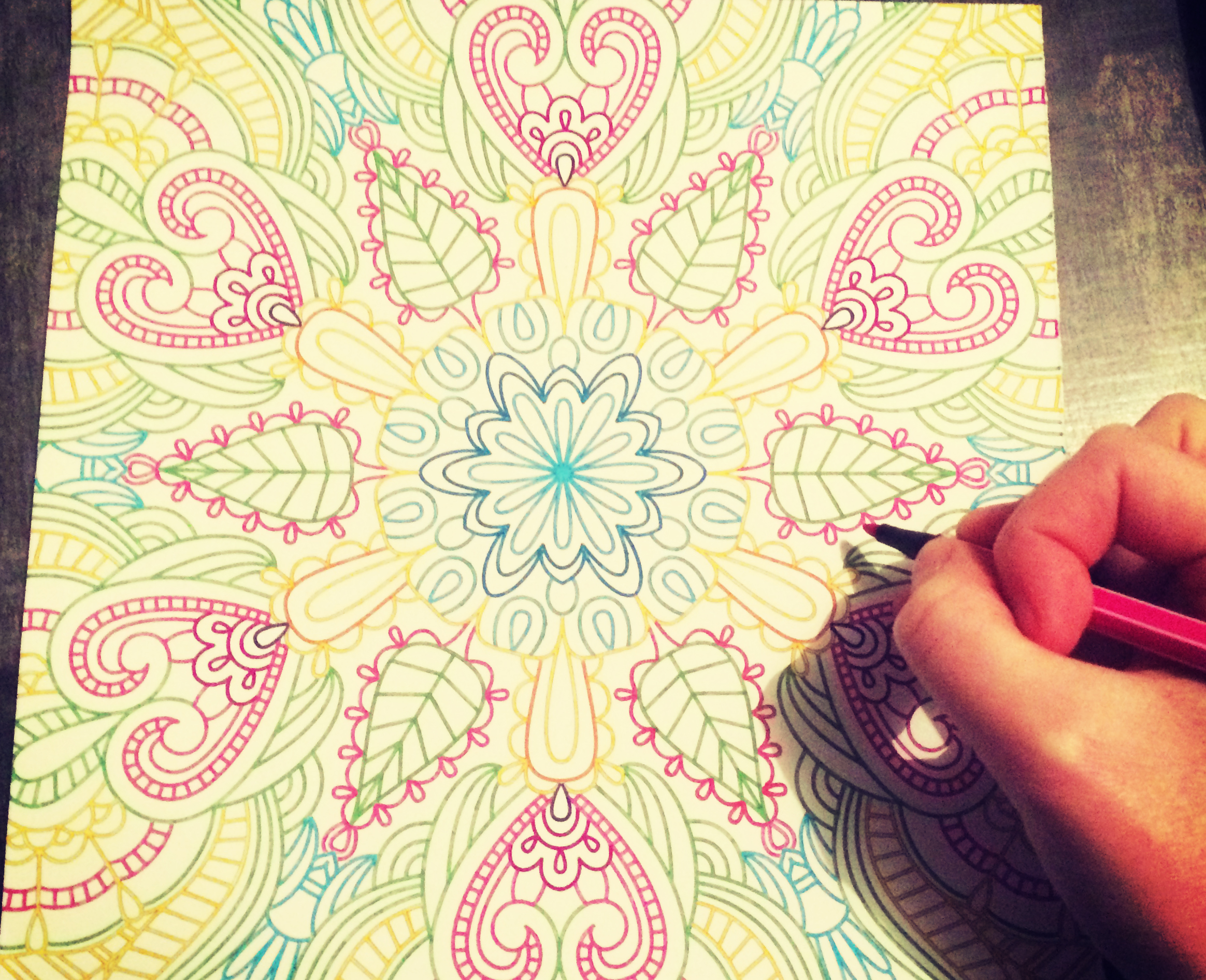 coloriage anti stress bollywood