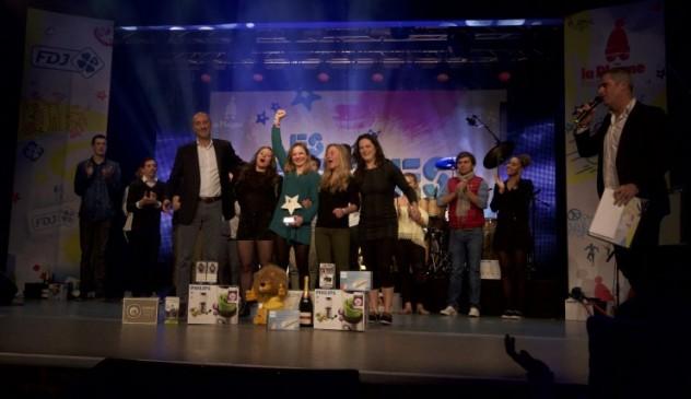 Mathilde Doudoux remporte le raid des Étoiles 2015