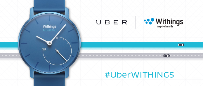 Uber Withings