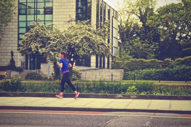 Le running est le principal exercice de cardio chez les femmes