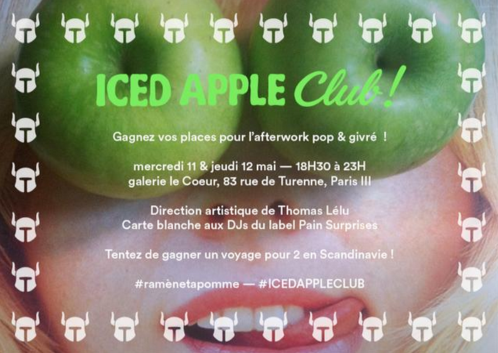iced apple club