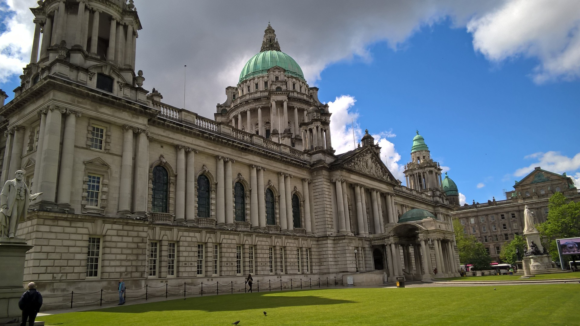Hôtel de ville Belfast