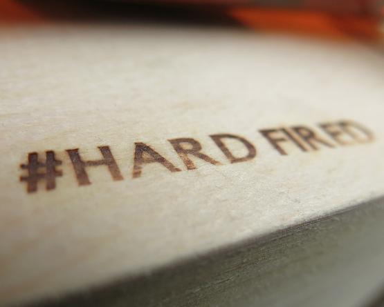 hard fired