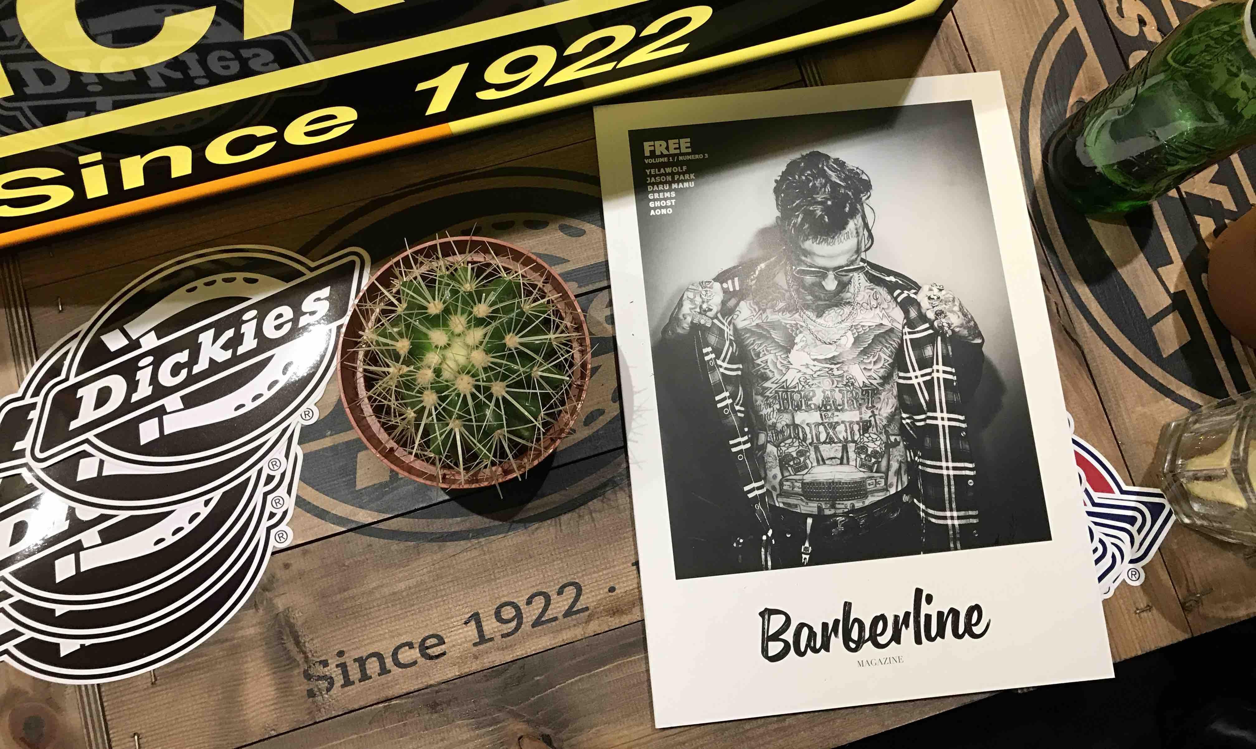 barberline