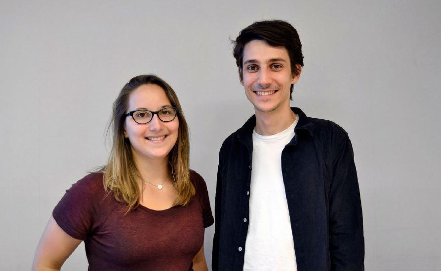 Julie Dautel et Cédric Tomissi © Zéphyr Solar