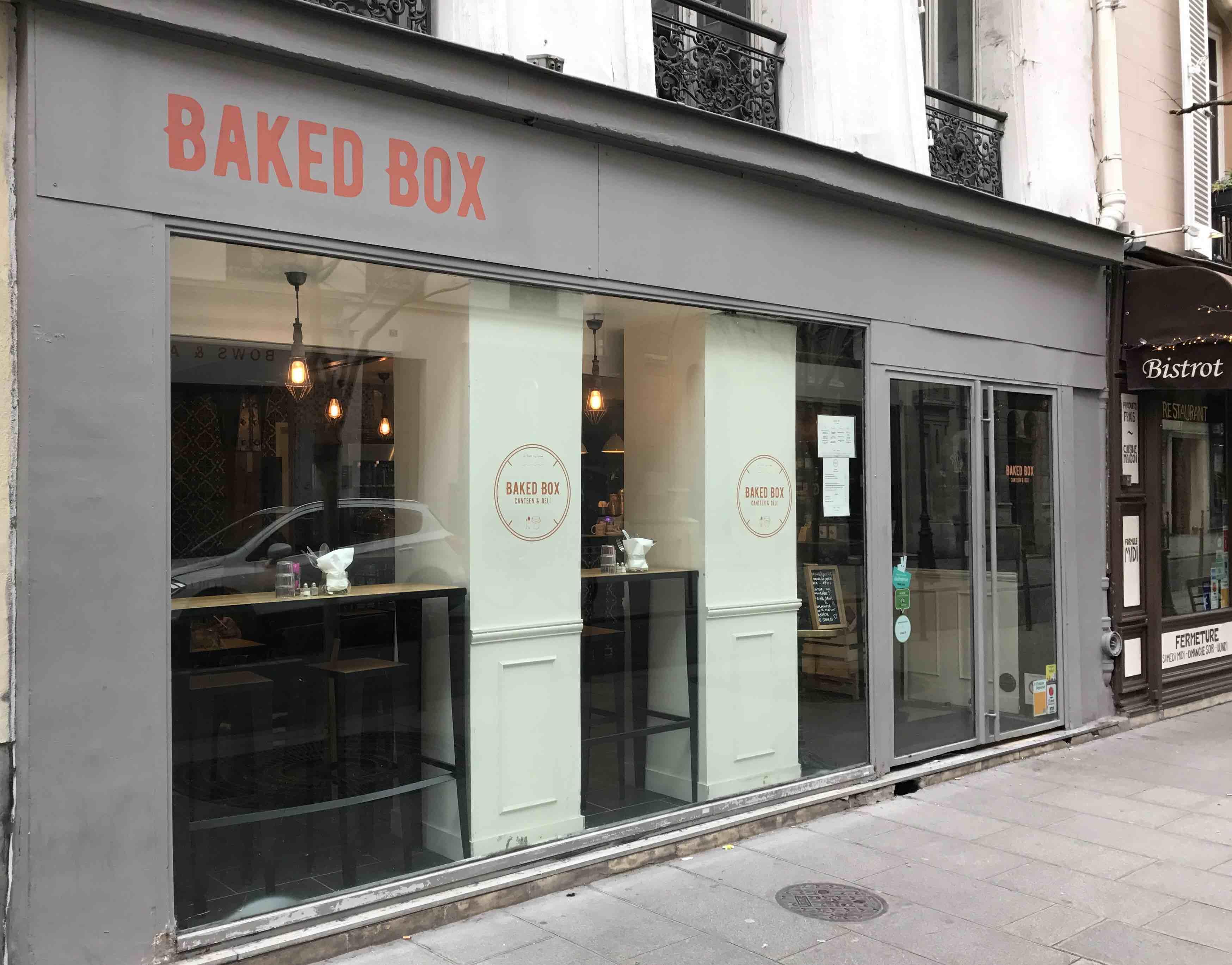 baked box