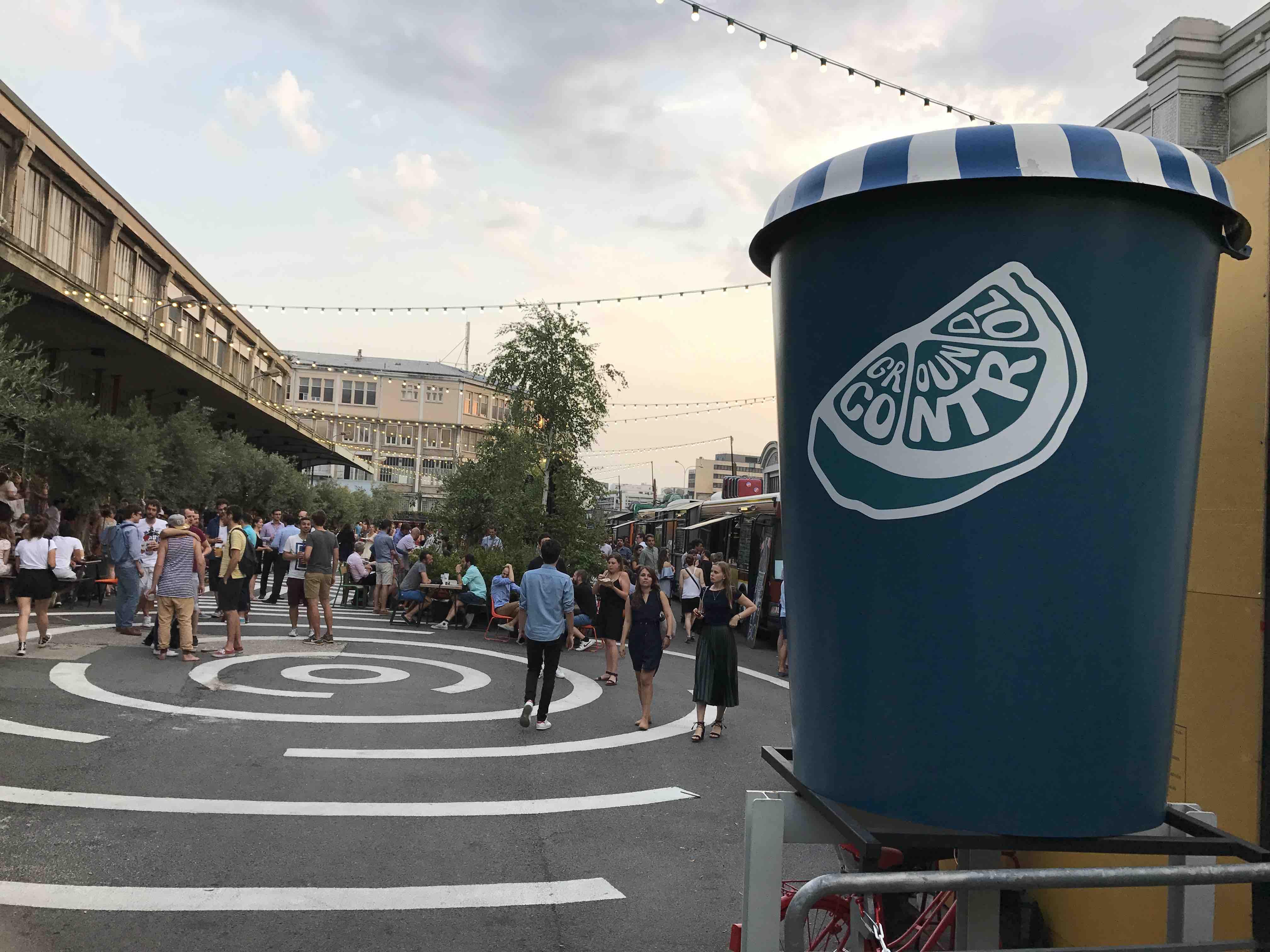 paris new york ground control