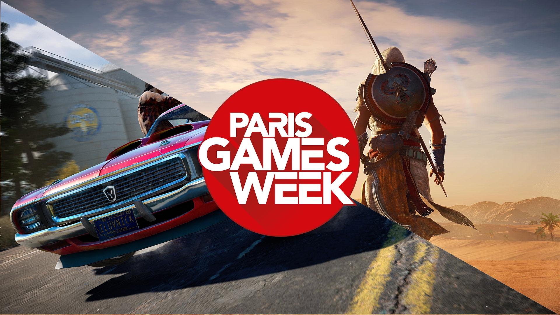 la revue y Paris games week 2017