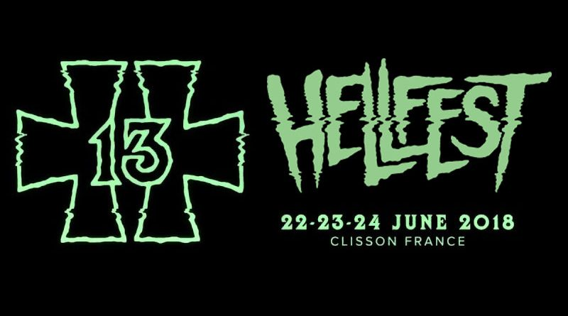 hellfest 2018 playlist