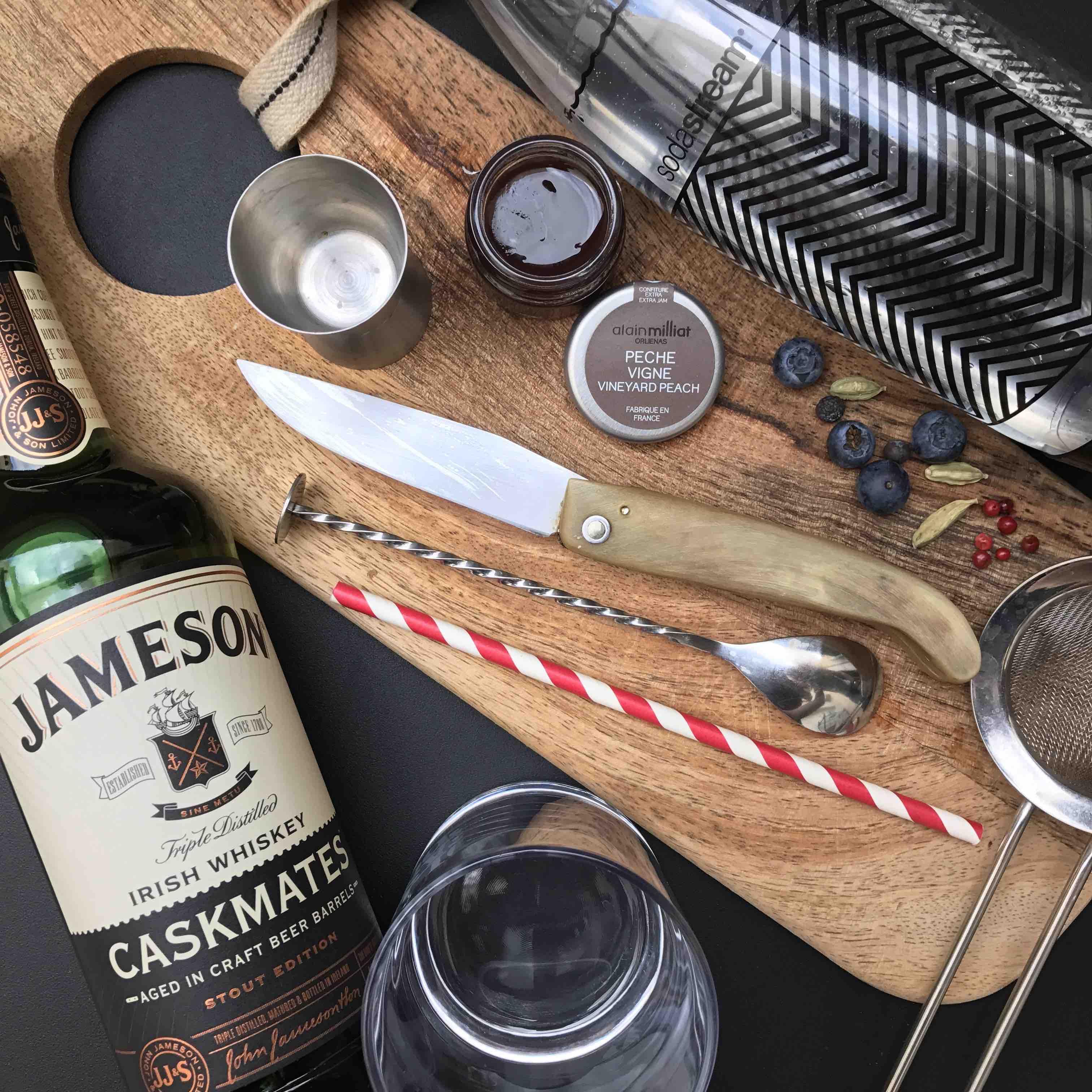 cocktail jameson caskmate